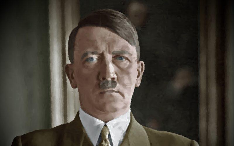 Hitler portrait